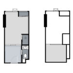 Knightsbridge Space Rama 9 floor plan