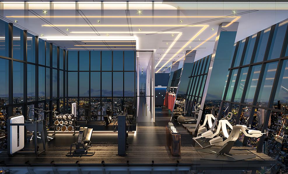 XT Ekkamai gym