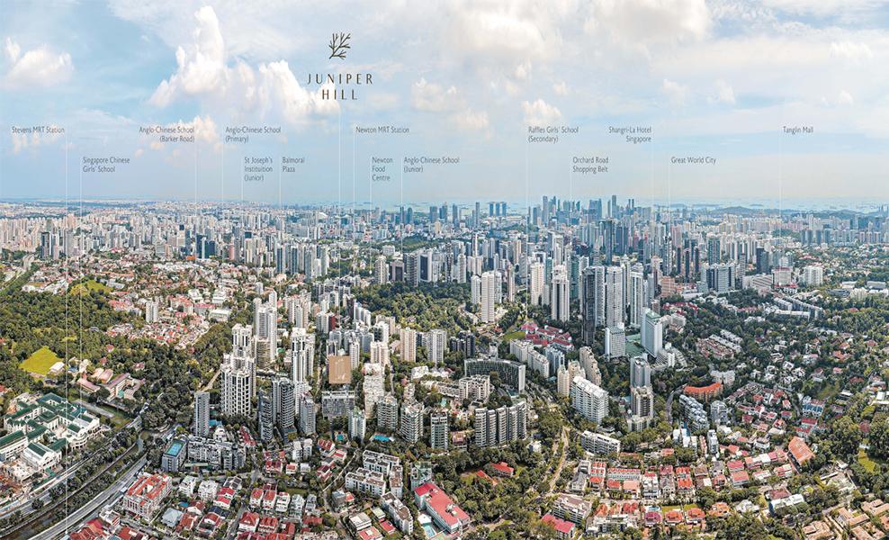 Juniper Hill Condominium at-Bukit-Timah