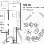 Parc-Komo-Floor-Plan-1-Bedroom-Type-1B2