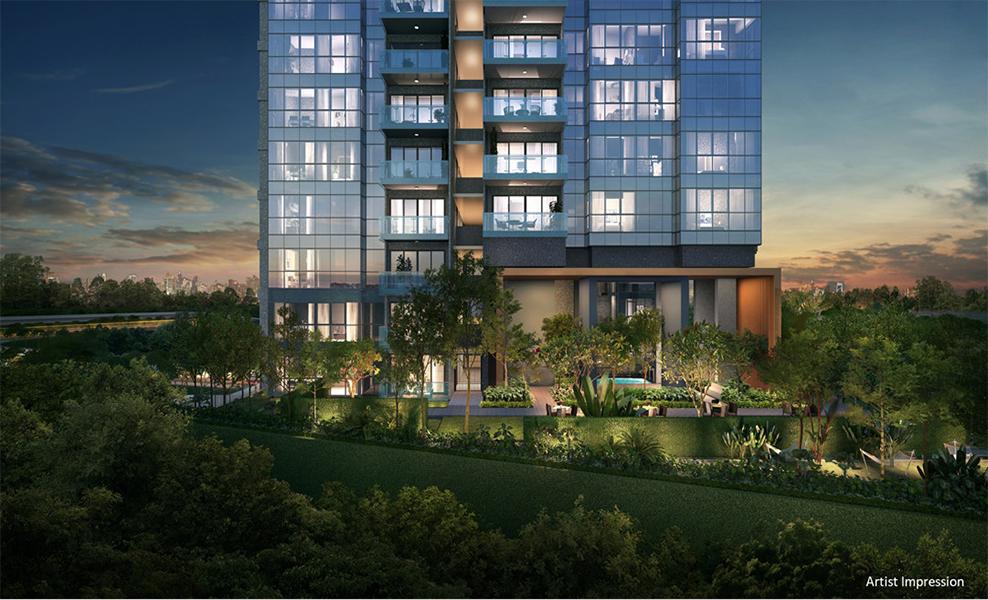 Wilshire Residence Condominium