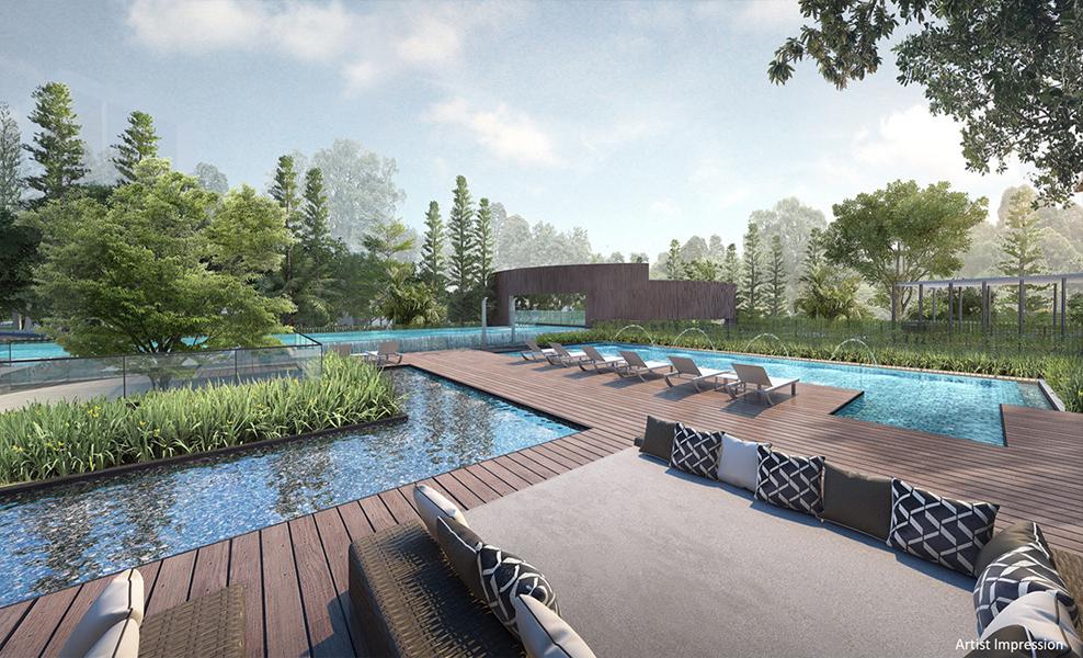 Wilshire Residences Singapore-Landscape