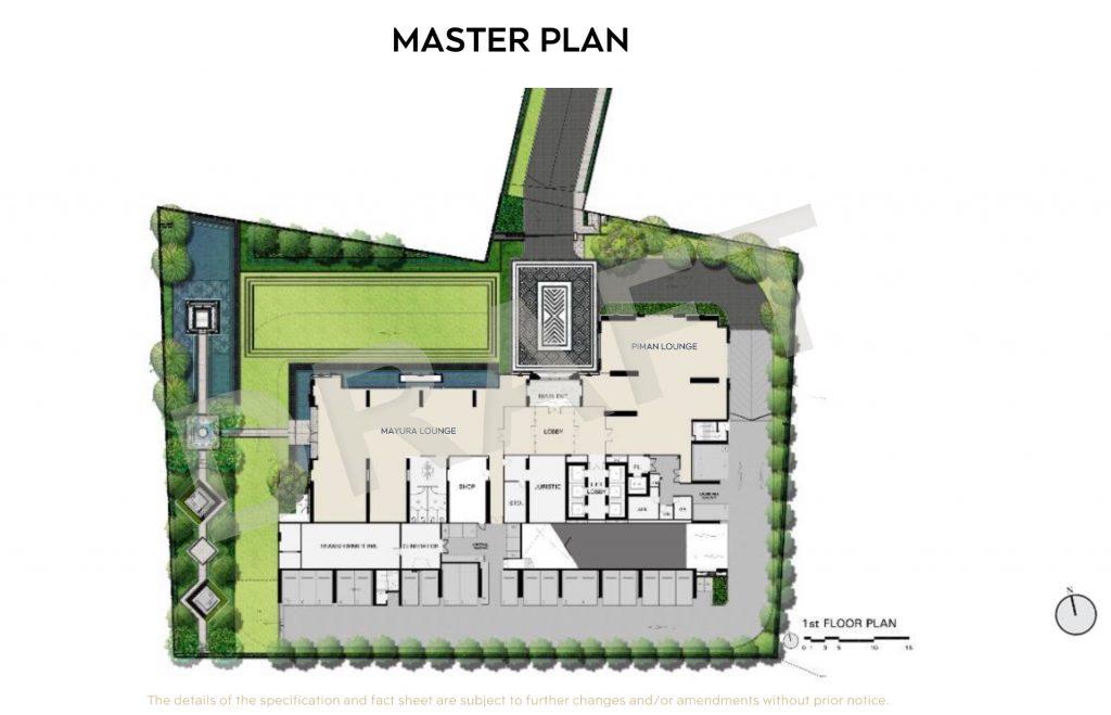 The-Address-Siam-Rachathewi-Site-Plan