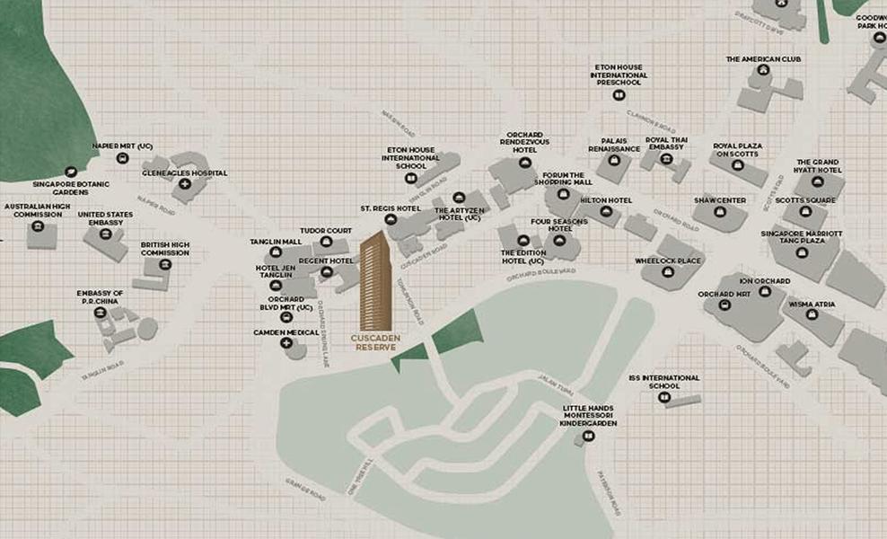 cuscaden-residences-location
