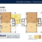 Citrine Foodland floor plan 1