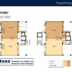 Citrine Foodland floor plan 2