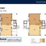 Citrine Foodland floor plan 3