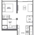 midtown-modern-floor-plan-1-bedroom-a3-singapore