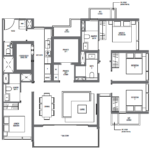 midtown-modern-floor-plan-4-bedroom-d1-singapore