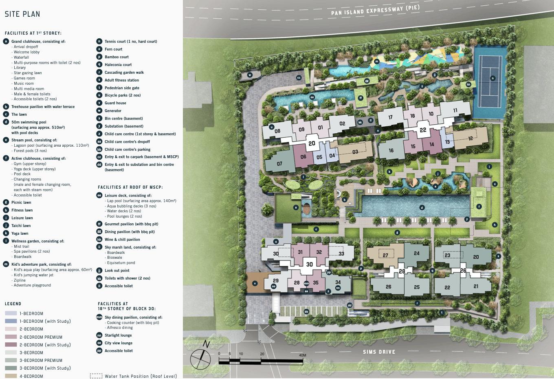 The-Penrose-Site-Plan