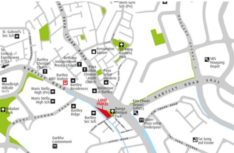 bartley-vue-condo-location-map-singapore